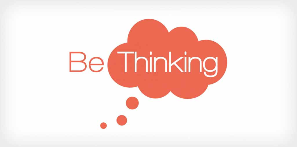 Be Thinking Logo