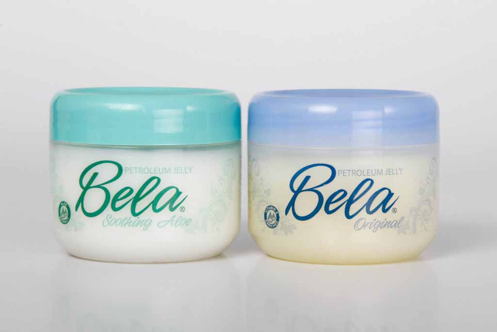 Bela Petroleum Jelly Product Shoot