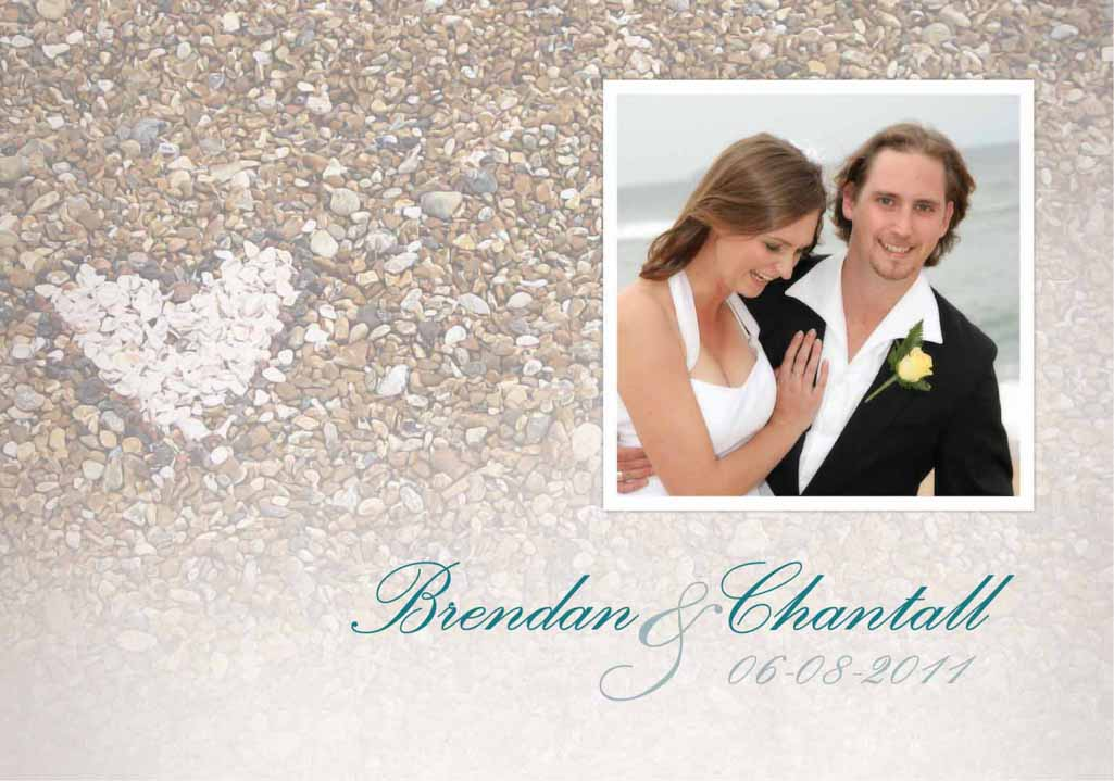 Brendan & Chantal Photo Album