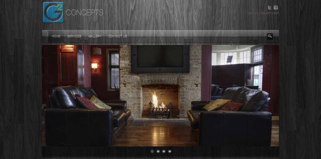 G2 Concepts Website
