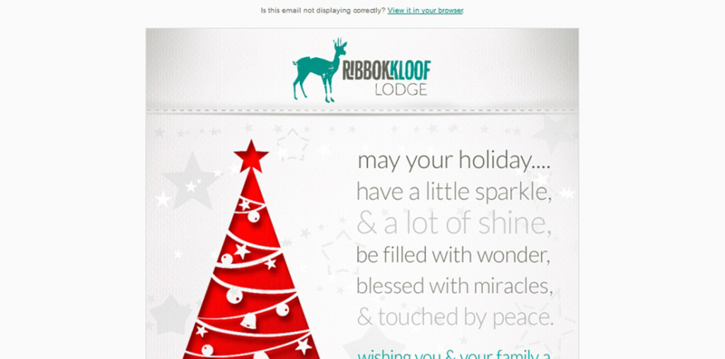 Ribbokkloof-Christmas-Newsletter